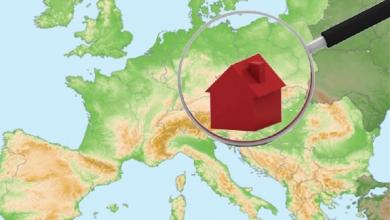 piata imobiliara in Europa