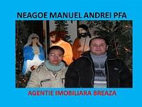 Agentie imobiliara Prahova - NEAGOE MANUEL ANDREI PFA