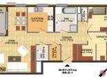 Apartament nou 3 camere Chitila